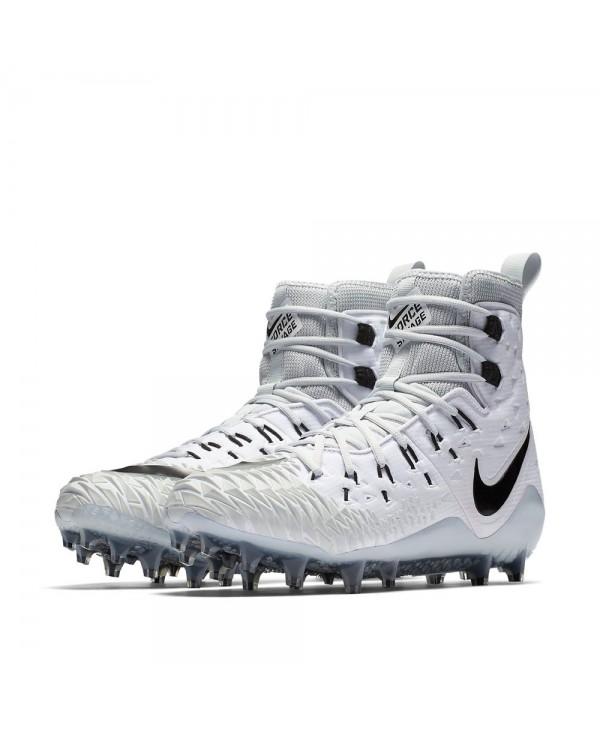 9f83539ad Nike Men s Force Savage Elite TD American Football Cleats White