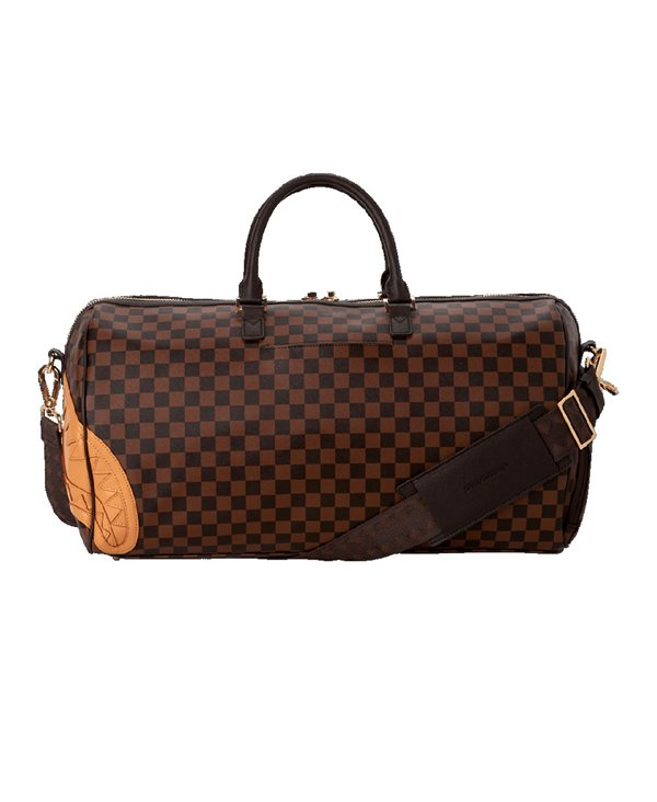 Henny Duffle Bag Brown