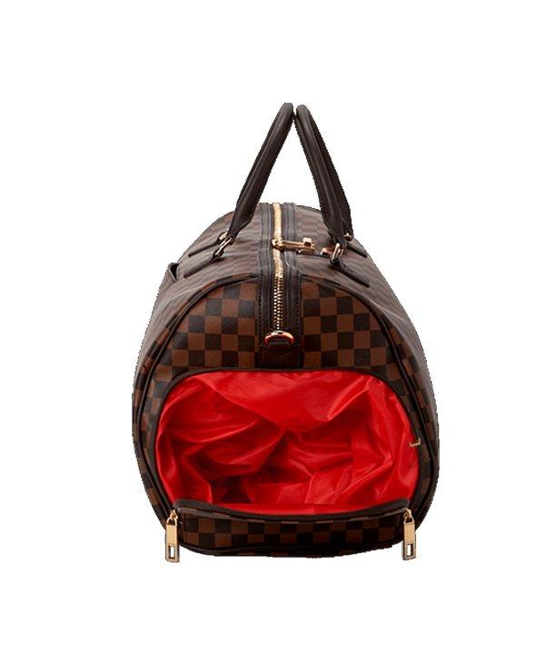 Henny Duffle Bag Brown