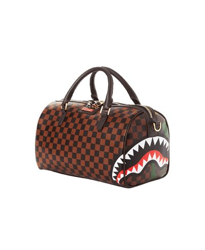 Jungle Paris Mini Duffle Bag