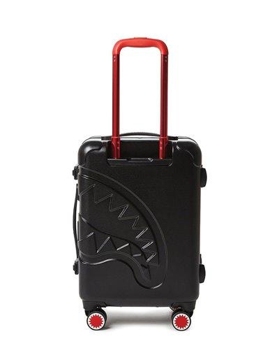 Valise Sharkitecture Carry-On avec 4 Roues Black Serrure TSA