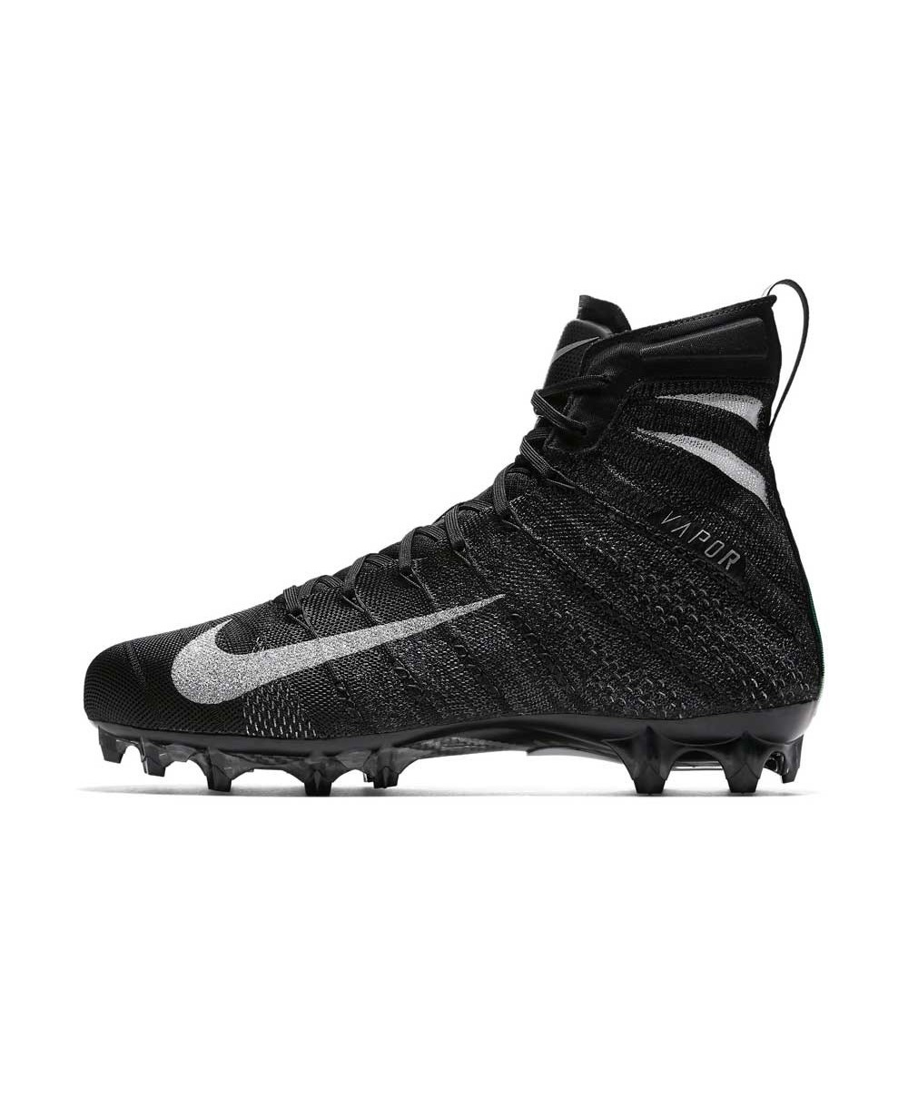 78779c5b3 Nike Men s Vapor Untouchable 3 Elite American Football Cleats Black