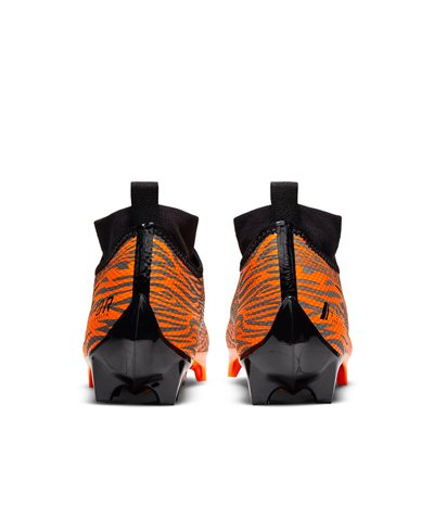 Men's Vapor Edge Pro OBJ American Football Cleats Orange