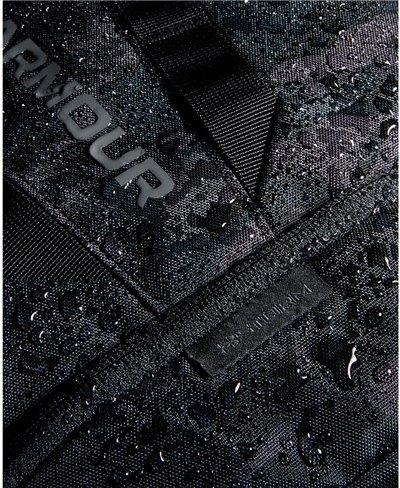 Hustle 5.0 Backpack Black/Pitch Gray
