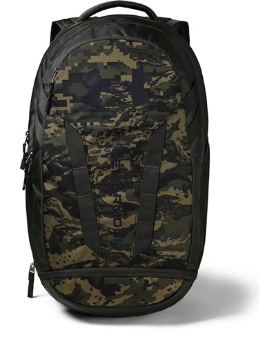 Hustle 5.0 Backpack Baroque Green/Black