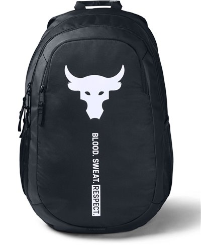 Project Rock Brahma Rucksack Black/White