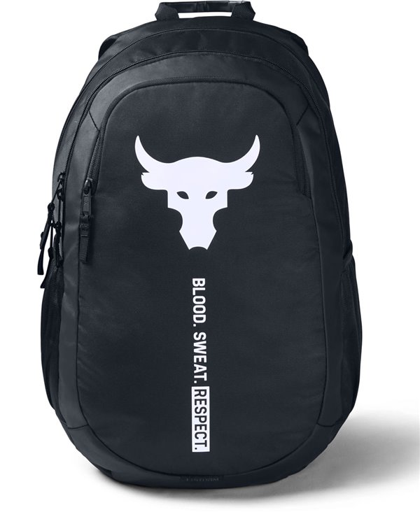 Project Rock Brahma Backpack Black/White
