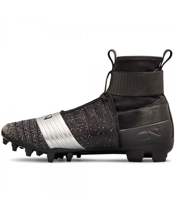 under armor high top cleats