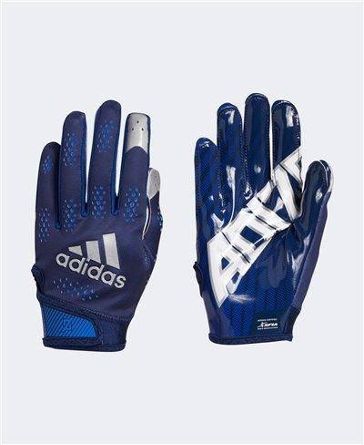 Adizero 11 Turbo Herren American Football Handschuhe Navy