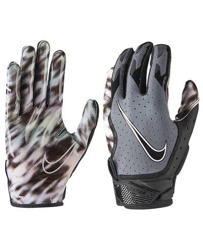 Vapor Jet 6 Herren American Football Handschuhe Dark Grey