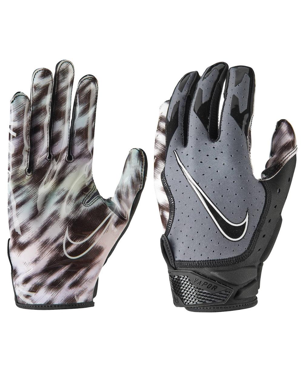 Vapor Jet 6 Men's Football Gloves Dark Grey
