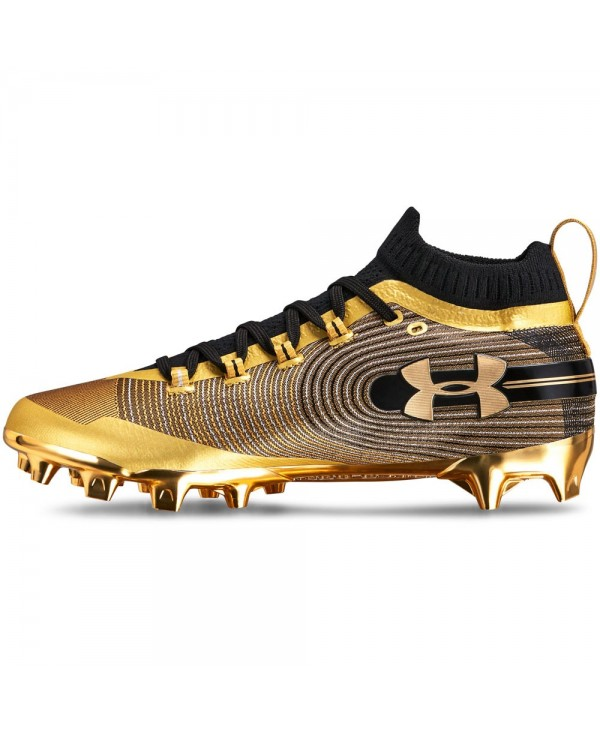 American Gold Mc Spotlight Herren Metallic Shuhe Football fv6yYb7g