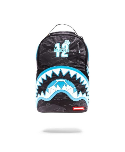 Mochila Marcelo Blue Rubber...
