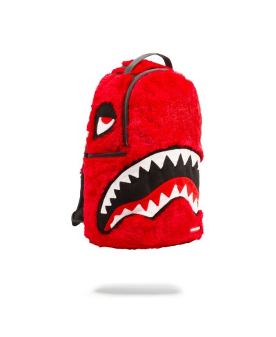 Fur Monster Backpack