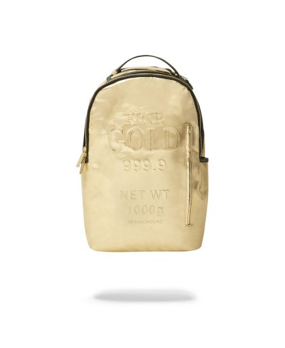 Gold Brick Backpack