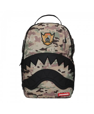 Multicam Rubber Shark Backpack