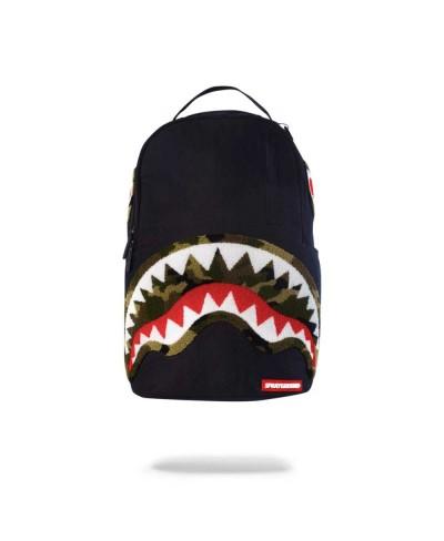 Camo Chenille Shark...