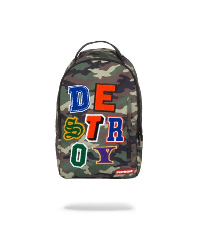 Destroy Backpack