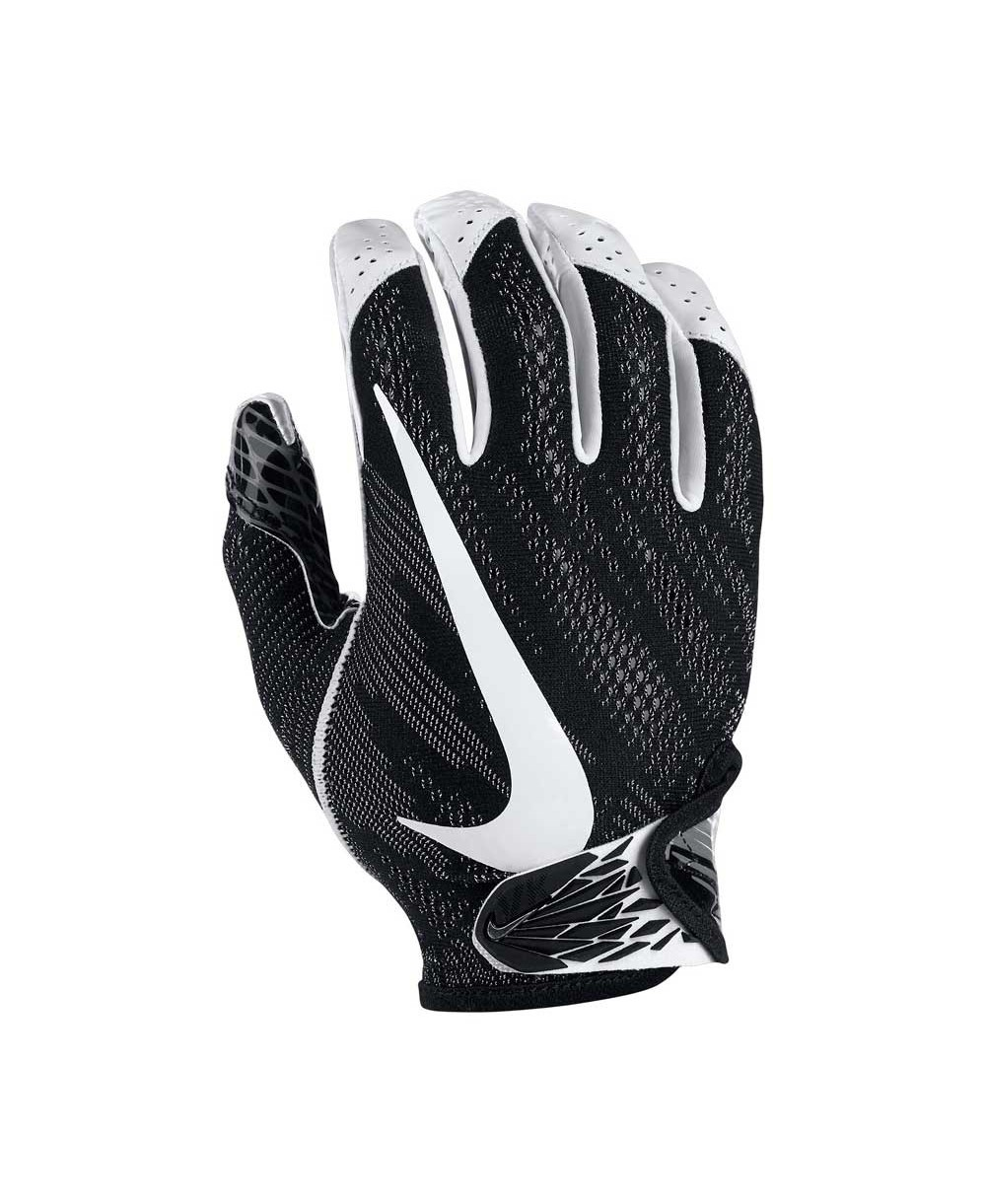 Nike Vapor Knit Men's American Football Gloves Black