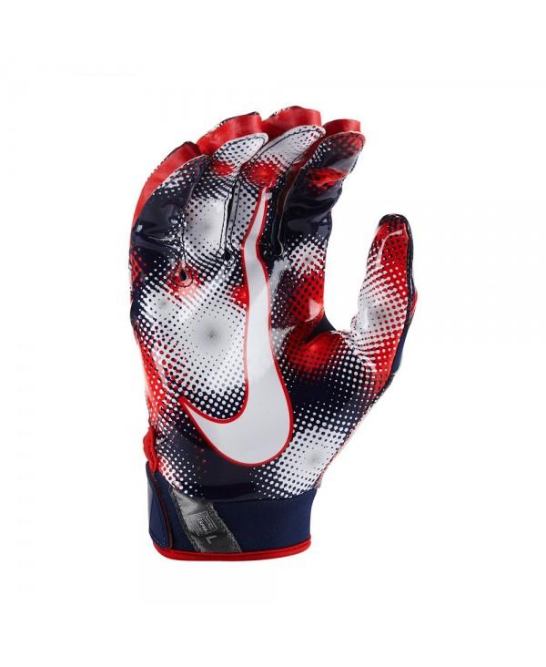 ce49159c2a8 Nike Vapor Jet 4 Firecracker Men s American Football Gloves