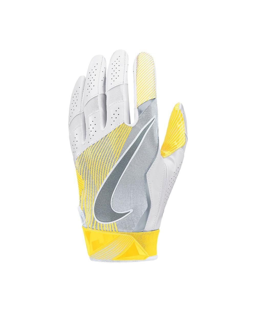 a79200dfabd Vapor Jet 4 Men s American Football Gloves Yellow