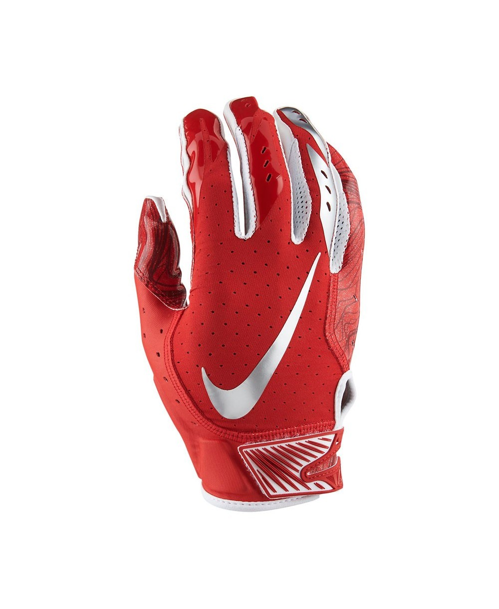 055ecd7d01d Vapor Jet 5 Men s American Football Gloves University Red