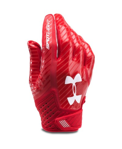25913d0564b ... Spotlight Men s American Football Gloves Red. Breadcrumb image. .  Previous Next. Under Armour ...