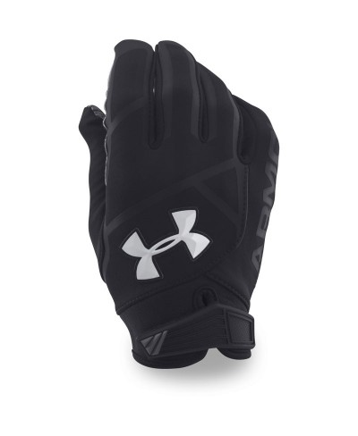 e16eddcc5b3 Under Armour Spotlight Men s American Football Gloves Red