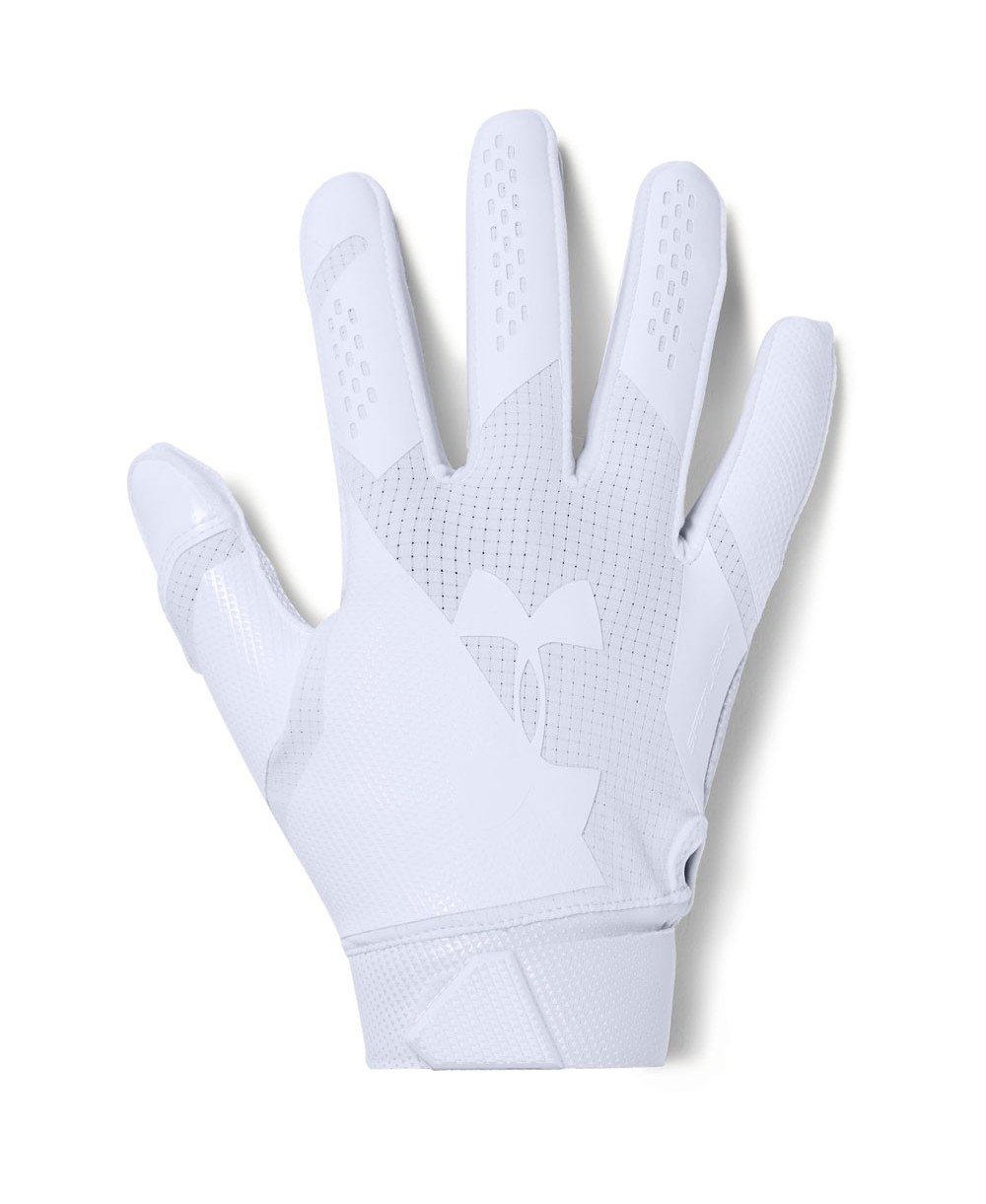 5abc829eac1 Spotlight NFL Men s American Football Gloves White