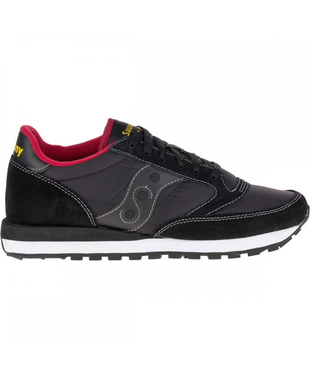 Original Sneakers Schuhe Blackred Herren Jazz PknwO80