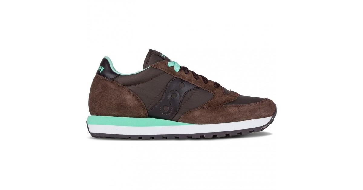 Saucony Women's Jazz Original Sneakers Shoes Brown