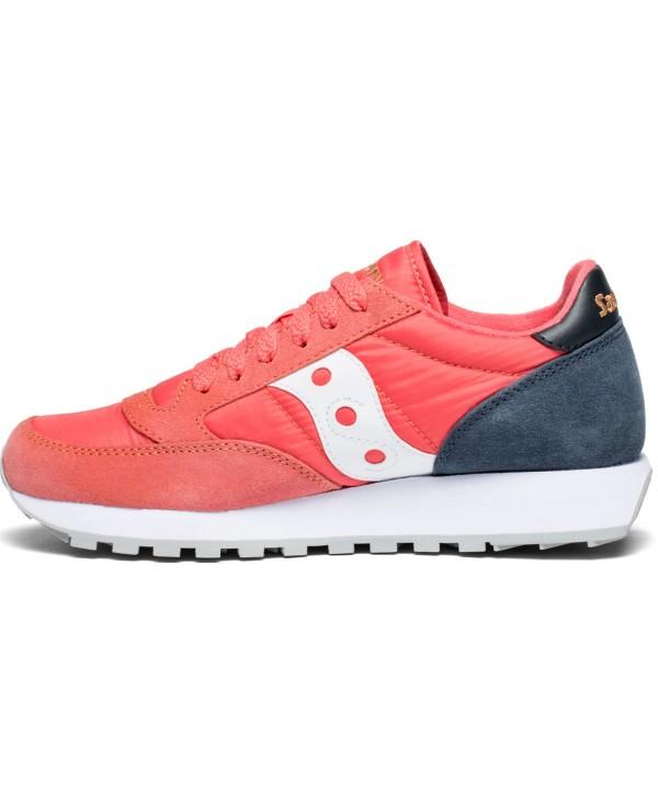 Jazz Original Sneakers Shoes Pink/Navy