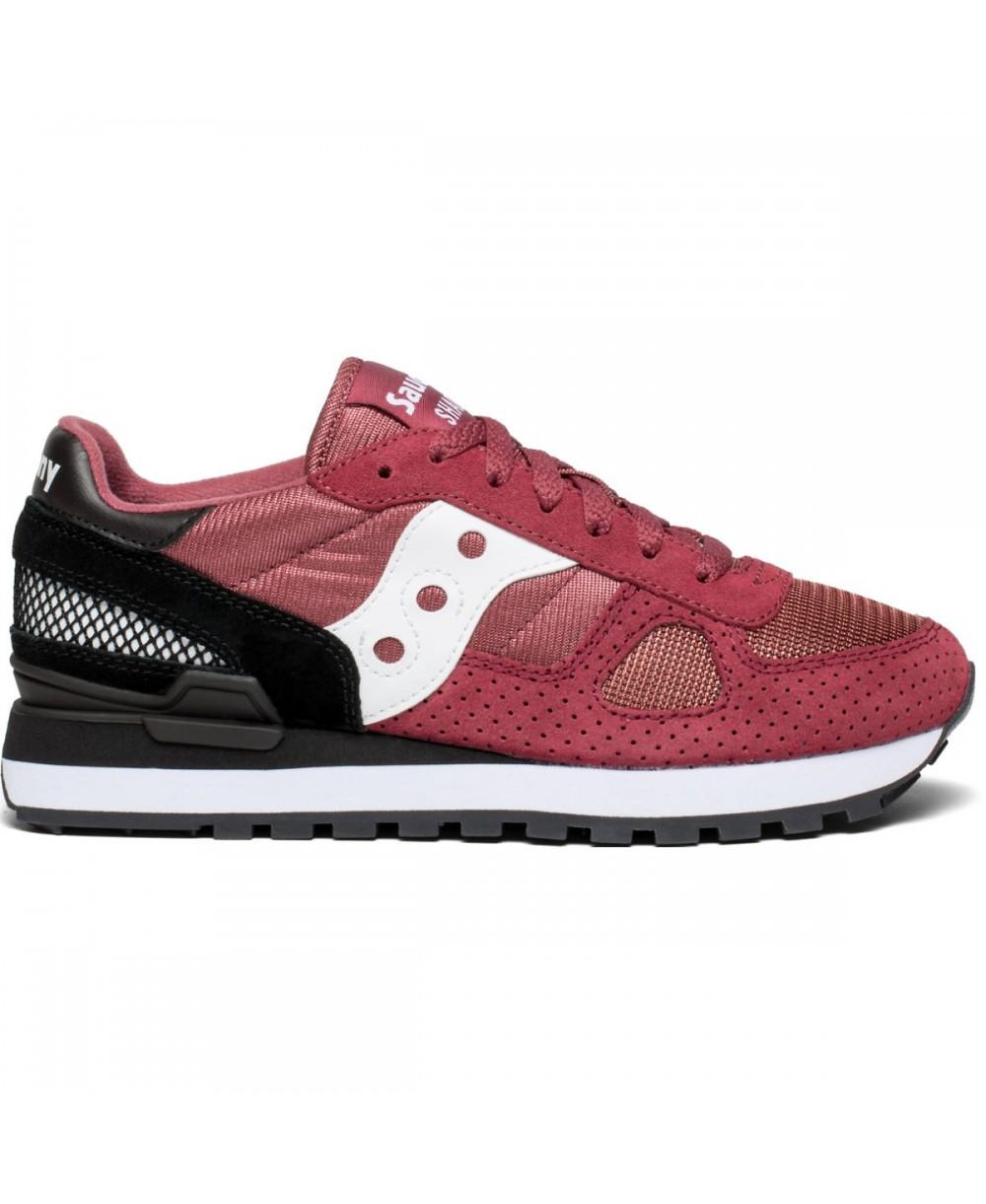 delikatne kolory dostępność w Wielkiej Brytanii najlepszy wybór Women's Shadow Original Sneakers Shoes Maroon/Black