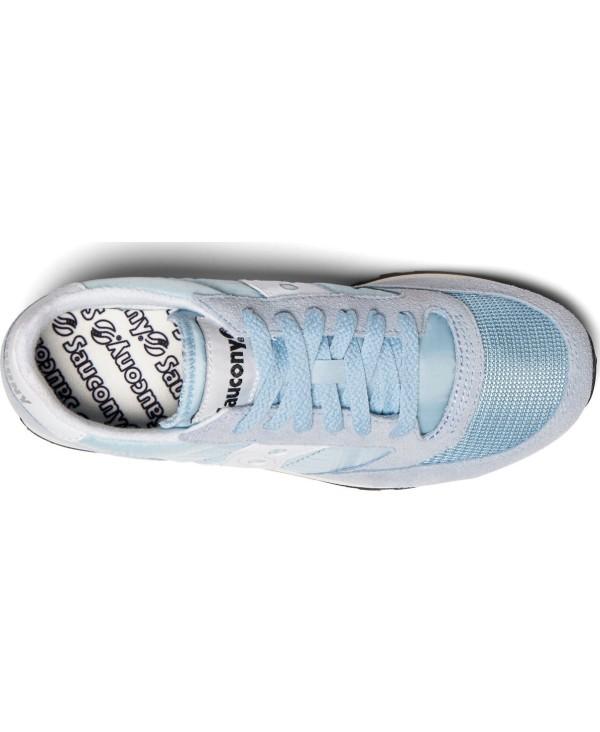 d1897489 Saucony - Zapatos sneakers para mujer, modelo Jazz Original Vintage, color  Blue/White