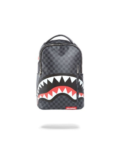 Sharks in Paris Backpack Black