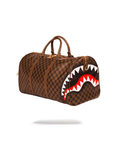 Sharks in Paris Duffle Bag...